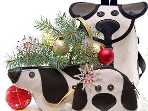 Рождественские скидки на рюкзаки и сумки!. Ярмарка Мастеров - ручная работа, handmade.