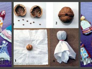 Народная кукла Торохкольце | Ярмарка Мастеров - ручная работа, handmade
