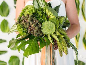 Тропики в свадебном оформлении | Ярмарка Мастеров - ручная работа, handmade
