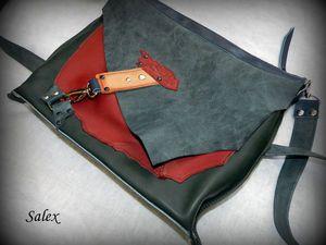 сумочка для Елены   Ярмарка Мастеров - ручная работа, handmade