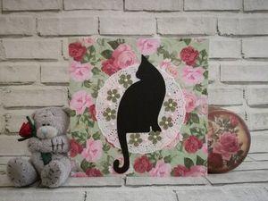 Новые КОТОоткрытки Cat-Card /анонс/. Ярмарка Мастеров - ручная работа, handmade.
