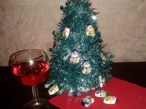Создаем простую ёлочку для украшения новогоднего стола. Ярмарка Мастеров - ручная работа, handmade.