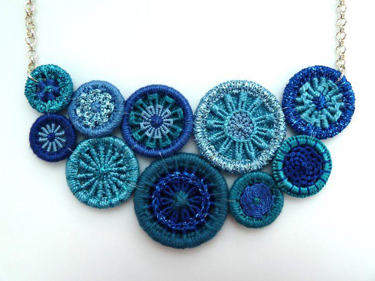 плетеная пуговица
