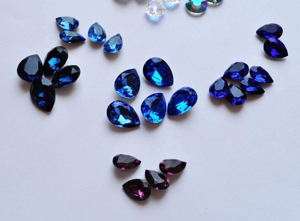 кристаллы для украшений