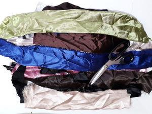Отдам даром лоскуты ткани. Ростовская область, почта | Ярмарка Мастеров - ручная работа, handmade