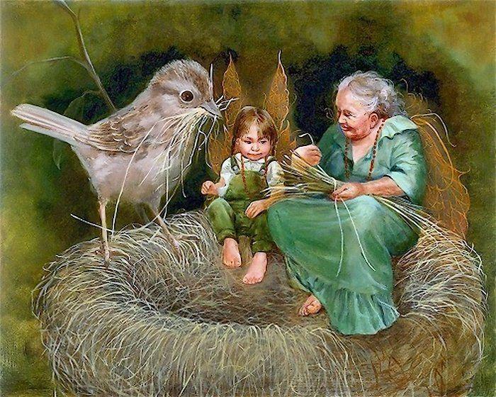 Сказочный мир Lynn Lupetti (27 фото)