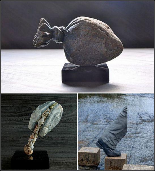 Невероятные скульптуры Хиротоши Ито (Hirotoshi Itoh)
