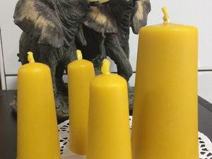 Супер -пупер акция на восковые свечи!!!. Ярмарка Мастеров - ручная работа, handmade.