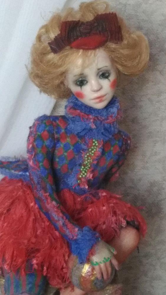 авторская кукла, прекрасный подарок