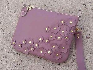 Красивая сумочка по хорошей цене в продаже только до 25 июня!. Ярмарка Мастеров - ручная работа, handmade.