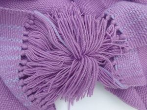 Акция - распродажа  домотканых  шарфов. Ярмарка Мастеров - ручная работа, handmade.