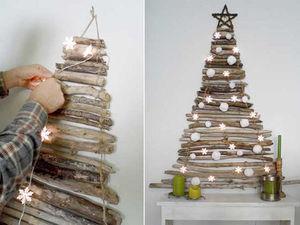 Немного идей креативных елок своими руками. Ярмарка Мастеров - ручная работа, handmade.