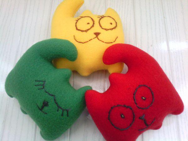 Радужные кошки в Чёрную пятницу... | Ярмарка Мастеров - ручная работа, handmade