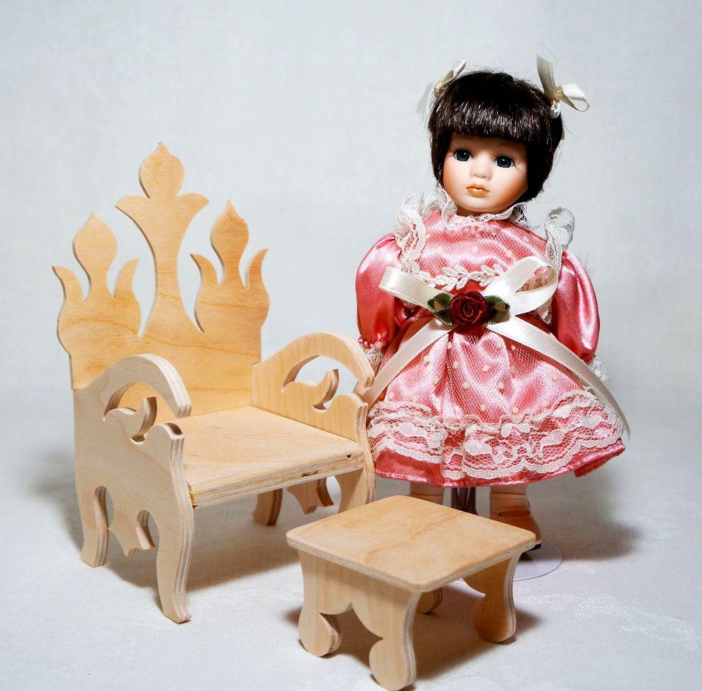 новость магазина, новинка, кукольный стул