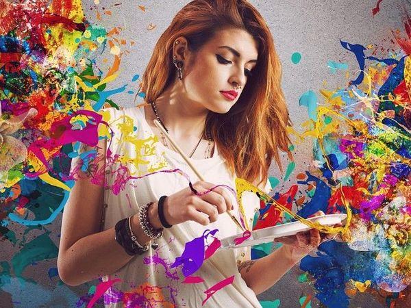 Творческие способности! По материалам книги «Гибким ум» Эстанислао Бахраха | Ярмарка Мастеров - ручная работа, handmade