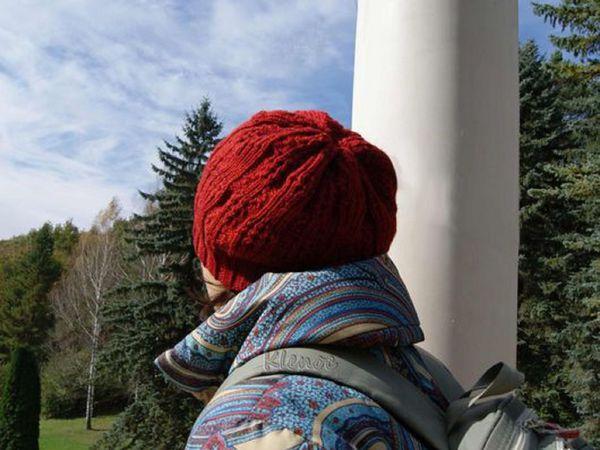 Хотите в подарок шапочку от мастерской Кленок? :) | Ярмарка Мастеров - ручная работа, handmade