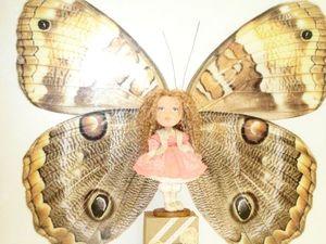Завтра выйдет новая куколка. Подскажите её имя  )). Ярмарка Мастеров - ручная работа, handmade.