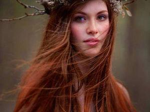 Магия «огненной» красоты, или Колдовской образ рыжеволосой красавицы. Ярмарка Мастеров - ручная работа, handmade.