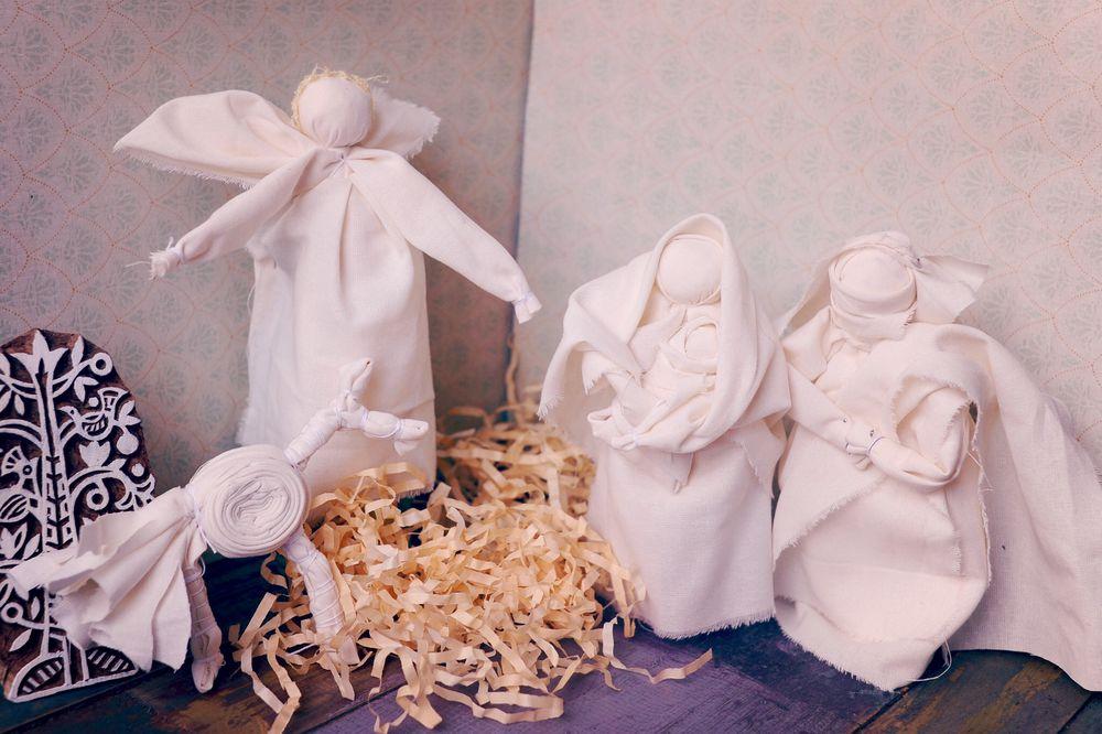 кукла текстильная, рождество, мастер-класс, мой опыт, преподавание, отчет о мастер-классе