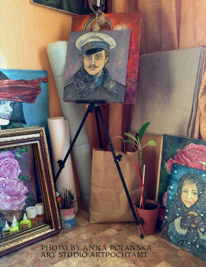 купить живопись почтой, современная живопись