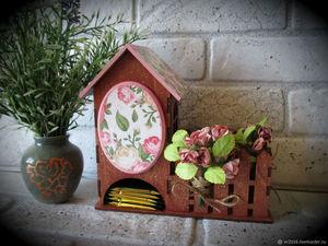 """Конкурс коллекций """"Дарю чайный домик"""". Ярмарка Мастеров - ручная работа, handmade."""