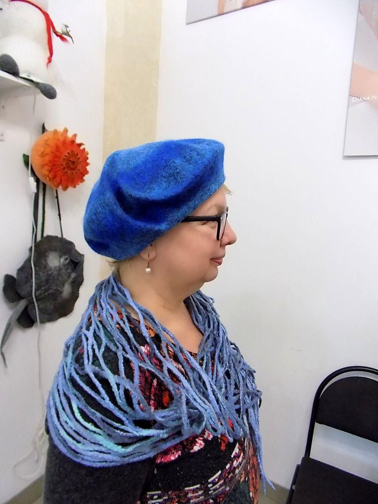 студия в москве, обучение валянию