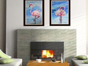Галерея работ художников за ноябрь! Добро пожаловать! Картины, иллюстрации, открытки, панно | Ярмарка Мастеров - ручная работа, handmade