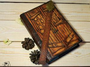 Предновогодний аукцион на книги и блокноты. Ярмарка Мастеров - ручная работа, handmade.