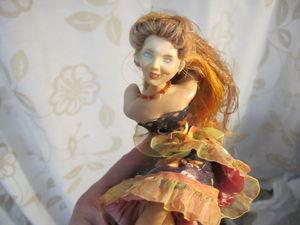 Отдам даром куклу. Йошкар-Ола, пересылка почтой | Ярмарка Мастеров - ручная работа, handmade