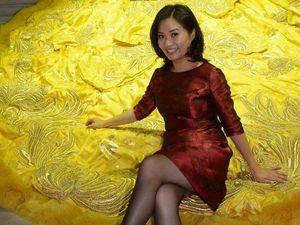 Cказочные наряды дизайнера Guo Pei. Ярмарка Мастеров - ручная работа, handmade.