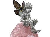 розовый кварц, свойства камней