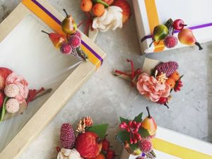 Новый осенний декор подарочной упаковки. Ярмарка Мастеров - ручная работа, handmade.
