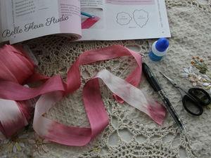 Как сделать идеальные края деталей из ткани. Ярмарка Мастеров - ручная работа, handmade.