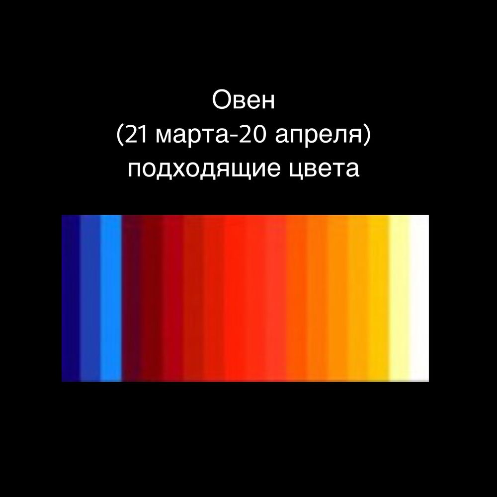 Весы цвет зодиака