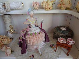 Новинки — Half doll куколки-игольницы. Ярмарка Мастеров - ручная работа, handmade.