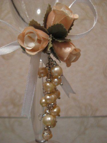 свадебные украшения, авторская работа