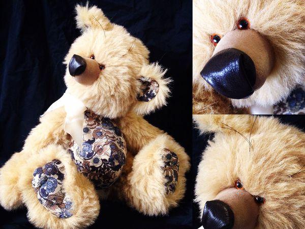 Новый медвежонок Амфибрахий | Ярмарка Мастеров - ручная работа, handmade