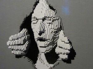 Невероятная выставка «Лего, как искусство» Nathan Sawaya. Ярмарка Мастеров - ручная работа, handmade.