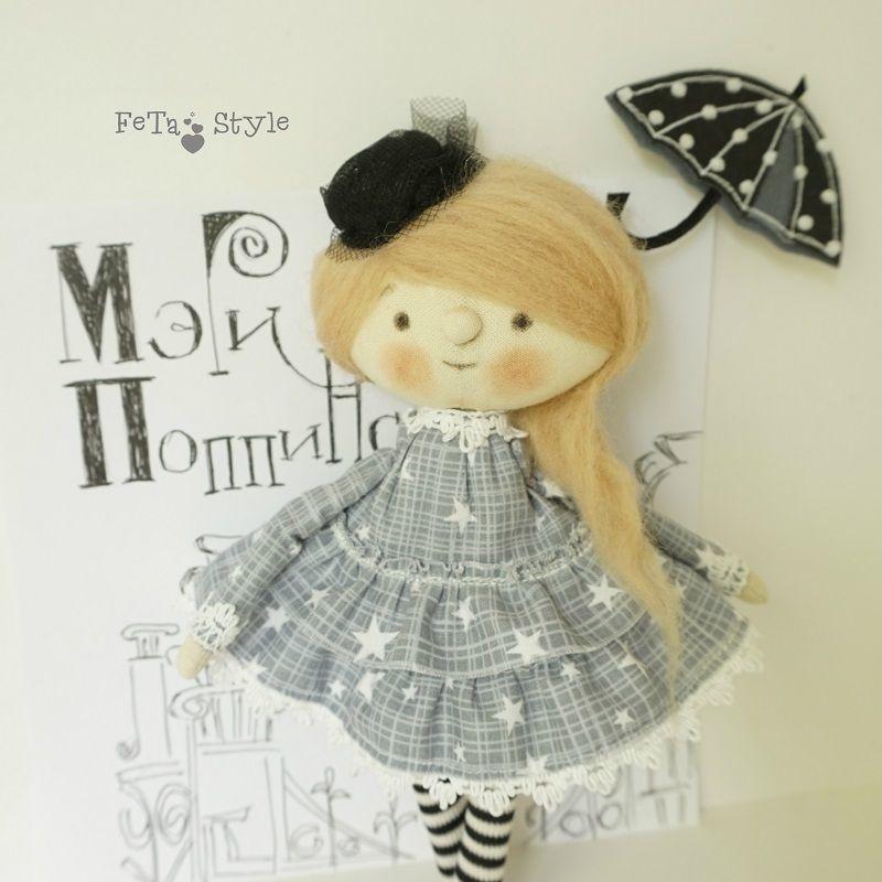 мэри поппинс, новая кукла