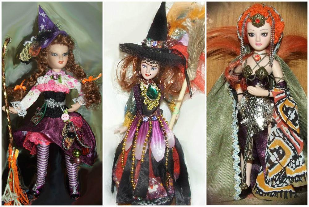 восточные куклы