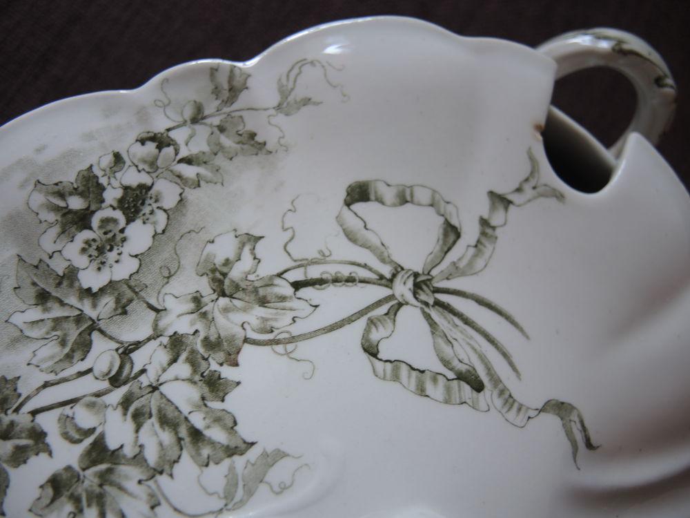 Дополнительные фото антикварной супницы 1900-1910гг Doulton Burslem. Англия, фото № 2