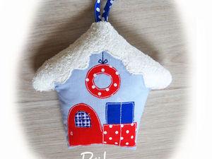Дом в подарок! | Ярмарка Мастеров - ручная работа, handmade