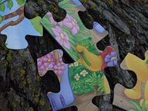 А детская мозаика зачем?. Ярмарка Мастеров - ручная работа, handmade.