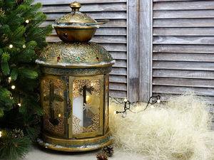 DIY Magic Oriental Lantern. Livemaster - handmade
