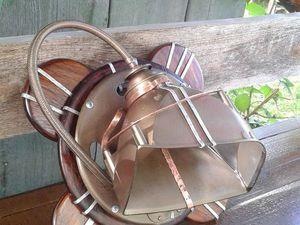 Да будет свет, или Как сделать лампу для дачи. Ярмарка Мастеров - ручная работа, handmade.
