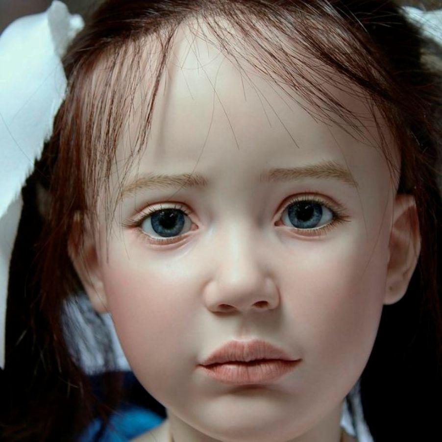 фото реалистичных кукол поздравление мужчине