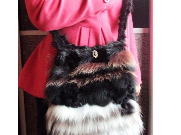 Зимняя сумка   Ярмарка Мастеров - ручная работа, handmade
