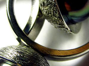 Кольца (часть 2). Ярмарка Мастеров - ручная работа, handmade.