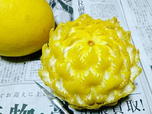 Аппетитный карвинг: кулинарные эксперименты японского мастера Gaku. Ярмарка Мастеров - ручная работа, handmade.