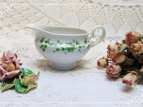 Новый  соусник, винтаж, Германия, уже  в продаже | Ярмарка Мастеров - ручная работа, handmade